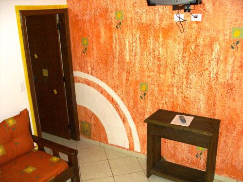 Suíte Conjugada 1º andar com cozinha e sacada – 07 - TULIPAS