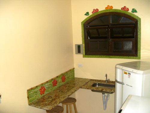 Suíte Conjugada 1º andar com cozinha, sacada e ar-condicionado – 09 – HAVAIANA