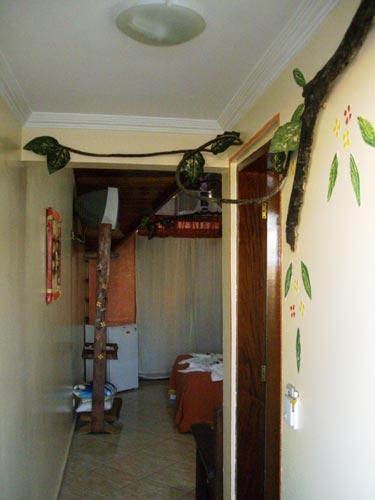 Suíte Luxo 2º andar com sacada e ar-condicionado – 20 - NATUREZA